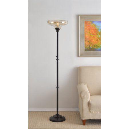 Wren Oil Rubbed Bronze Torchiere Floor Lamp Floor Lamp Base Torchiere Floor Lamp Floor Lamp