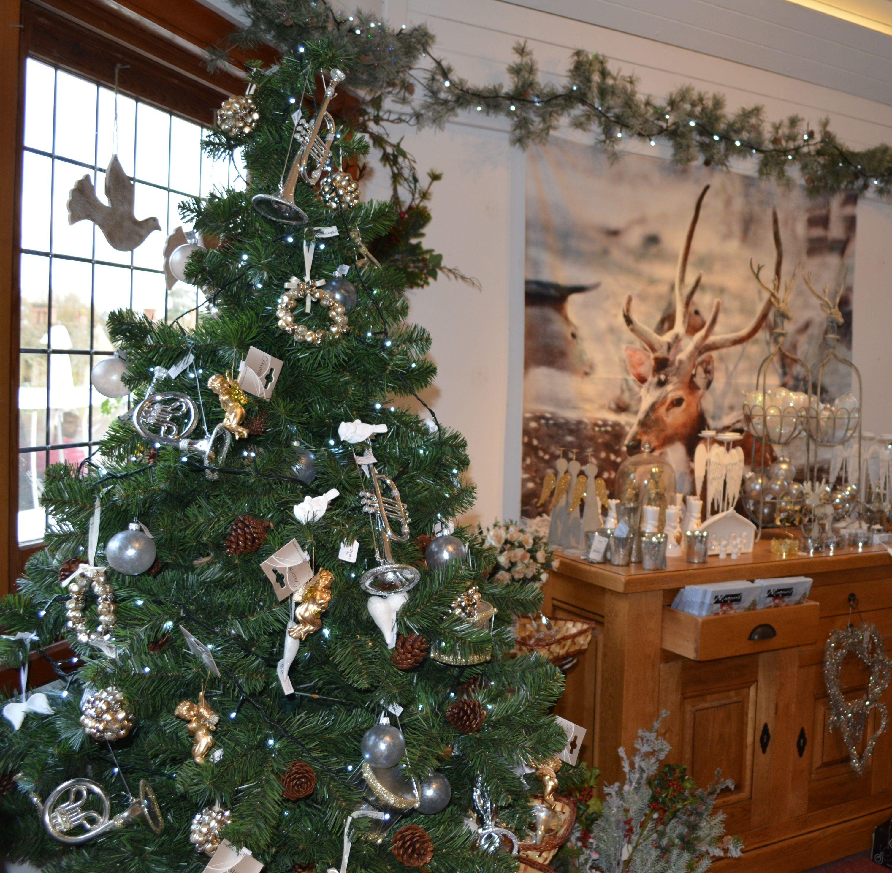 Shop at Hever Castle & Gardens Castle garden, Holiday decor