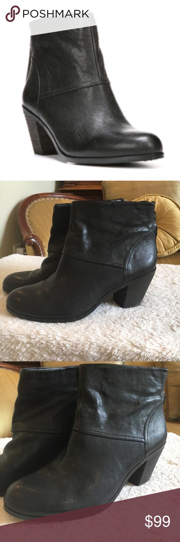 e5be9f1019edd 👢BOOT SALE👢 Sam Edelman Larkin leather boots