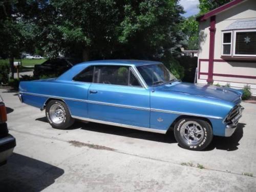 1967 Chevy Nova For Sale Mt 25 000 Chevy Nova Chevy