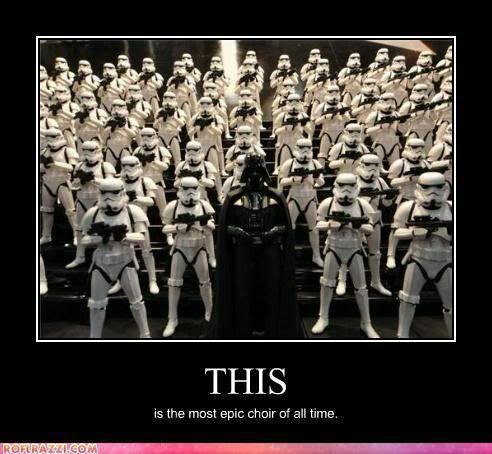 Star Wars The Humour Wars Choir Choir Memes Choir Humor Funny Celebrity Pics