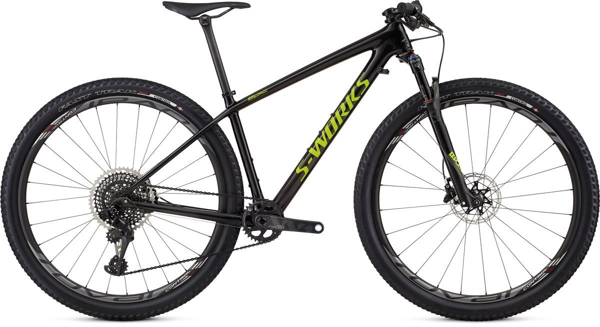 Specialized Womens SWorks Epic Hardtail World Cup 29er