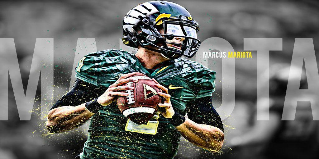 Marcus Mariota Oregon Ducks Wallpaper Marcus Mariota