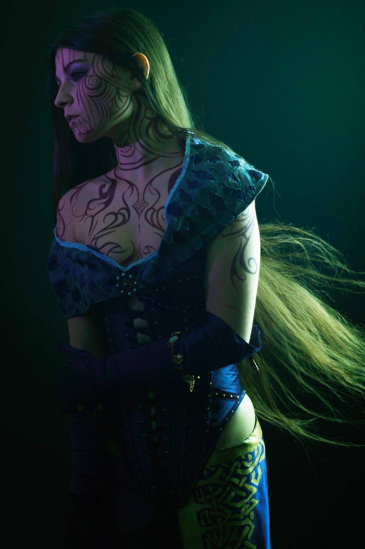 Underworld LARP Cosplay, The gathering, Dark fantasy
