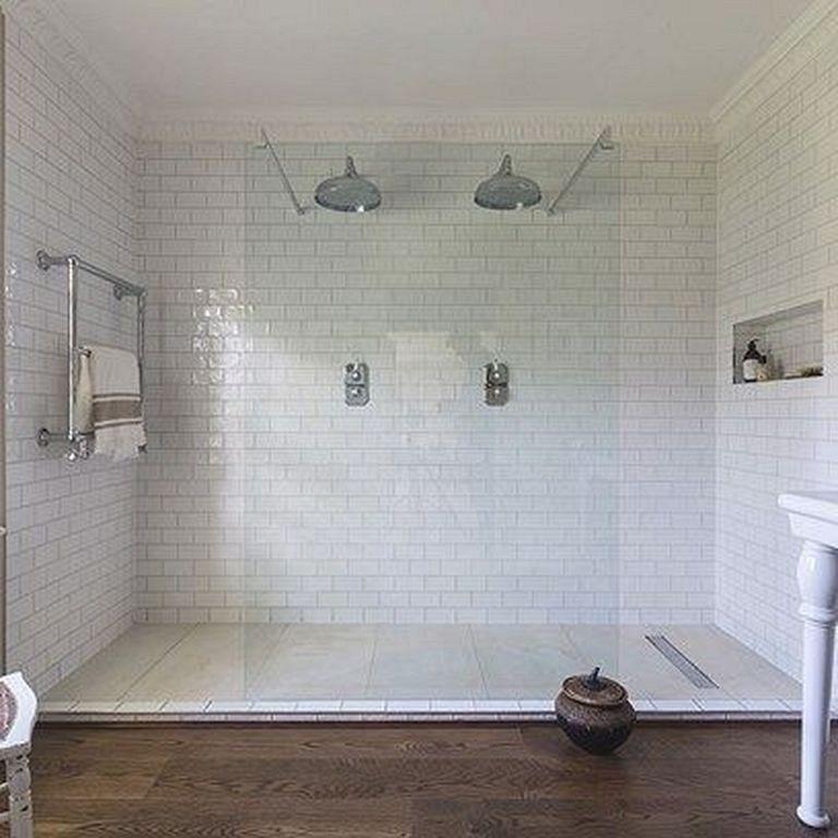 30 Double Shower Design Ideas As If Bath Under Heavy Rain Stylish Bathroom Double Shower Bathroom Design