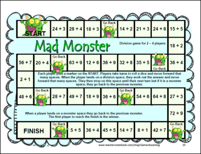 Groß Monster Mathematische Fakten Bilder - Mathematik & Geometrie ...