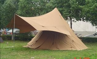 Green Outdoor | Tipi Tent Porch Tarp & Green Outdoor | Tipi Tent Porch Tarp | Camping | Pinterest | Tipi ...