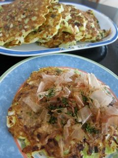 Everyday diabetic cooking low carb recipe okonomiyaki japanese everyday diabetic cooking low carb recipe okonomiyaki japanese pancake forumfinder Images