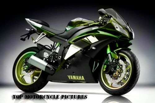 yamaha-yzf-r6-yellow-green-modification love this green on