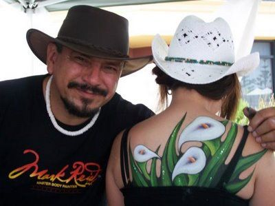 Body Painting Festival New Mexico
