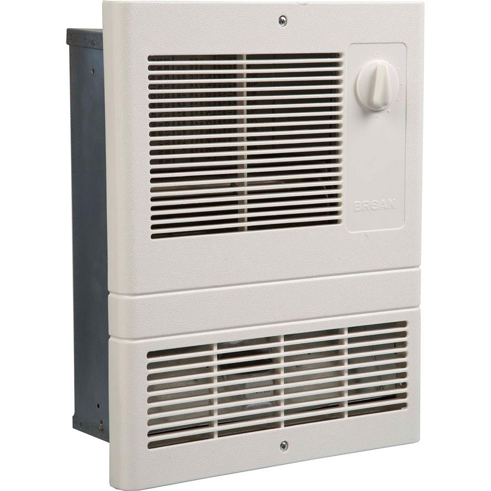 Broan 1500 Watt High Capacity Fan Forced Wall Heater 9815wh Broan Heater Wall Mounted Heater