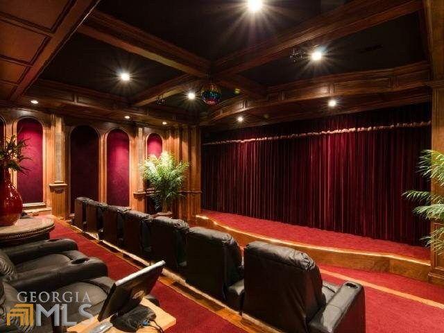 pretty nice man caves home home theater design basement rh za pinterest com