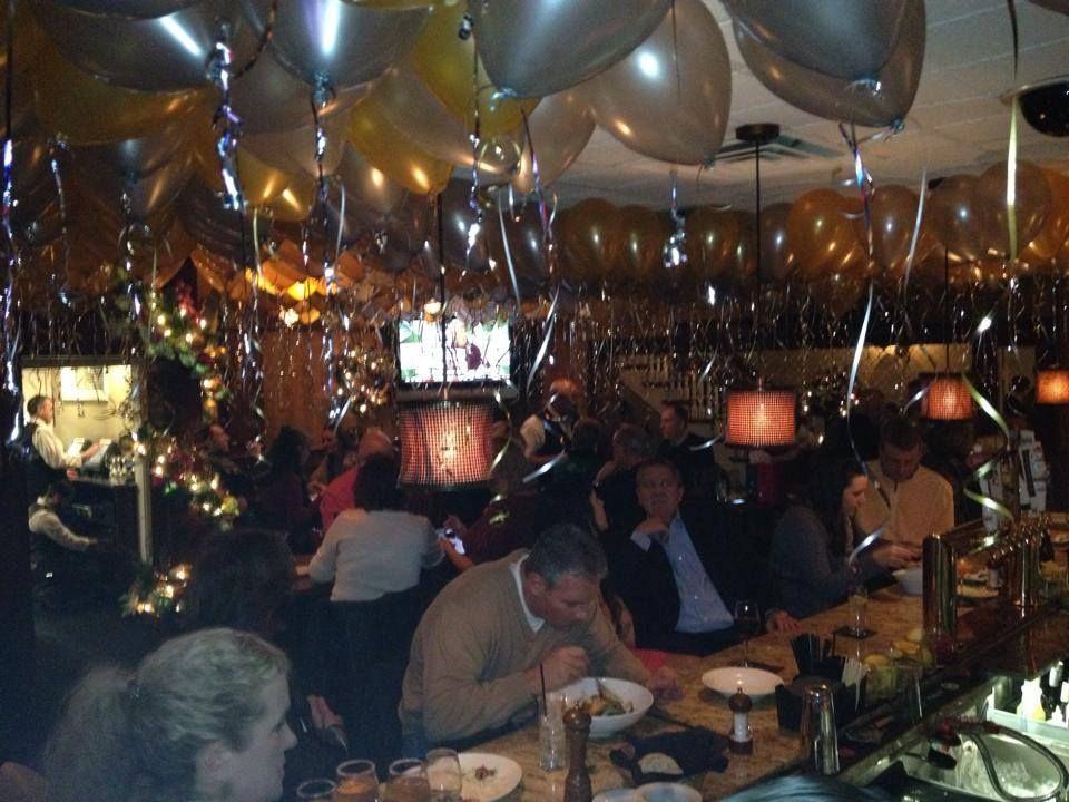 New Year's Eve at the federal restaurant and bar in Agawam