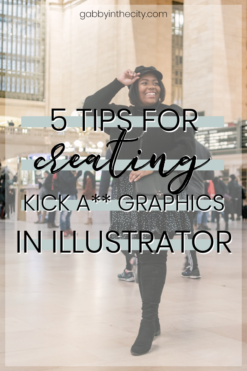 5 Tips For Creating Kick A** Graphics In Adobe Illustrator