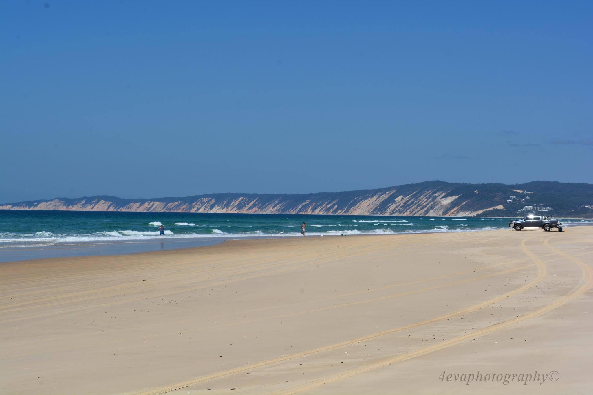 Rainbow beach, QLD