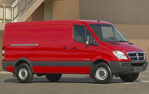 Used 2007 Dodge Sprinter Cargo For Sale Near You Dodge Cargo