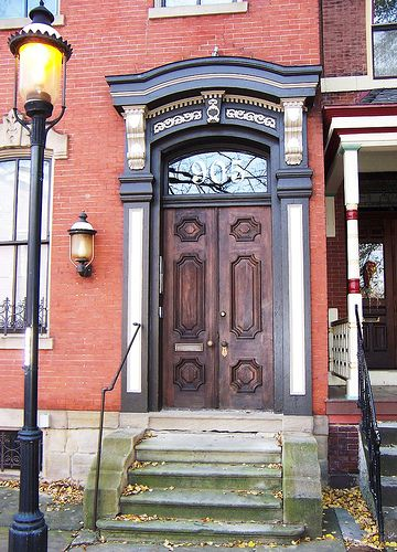 Pittsburgh Pa Allegheny West Historic District Beech Ave Pittsburgh Pennsylvania Pittsburgh Pa