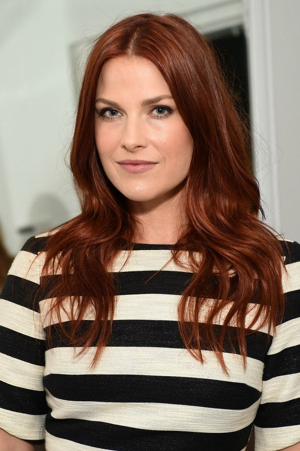 The Best Celebrity Red Hair Inspiration for Fall 2015 | Daily Makeover