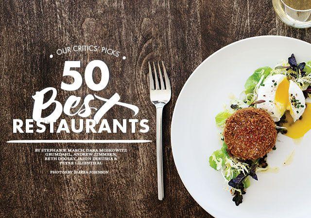 08da2c8074 Best Restaurants 2014