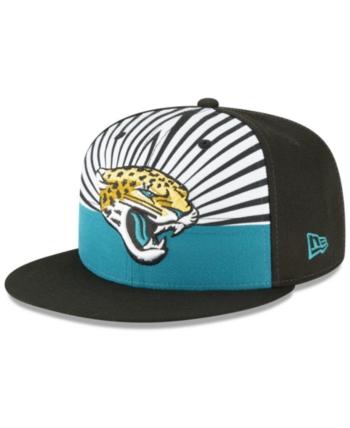 e55869d621e90 New Era Little Boys Jacksonville Jaguars Draft 9FIFTY Snapback Cap - Black  Adjustable
