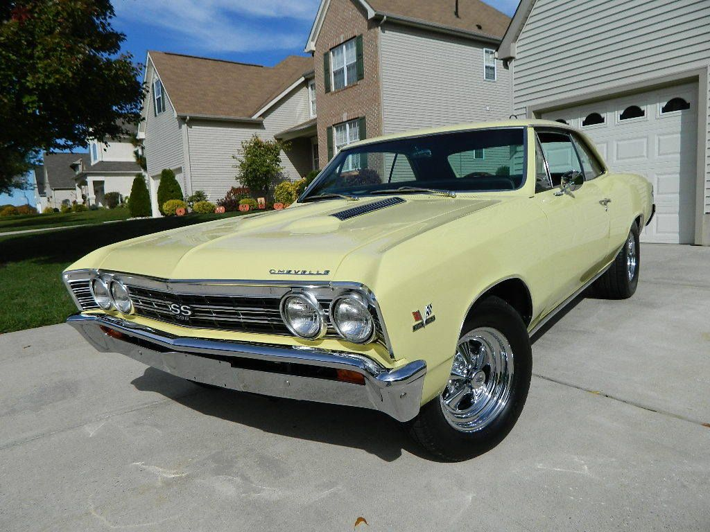 1967 Chevrolet Chevelle | Project Cars For Sale | Pinterest ...