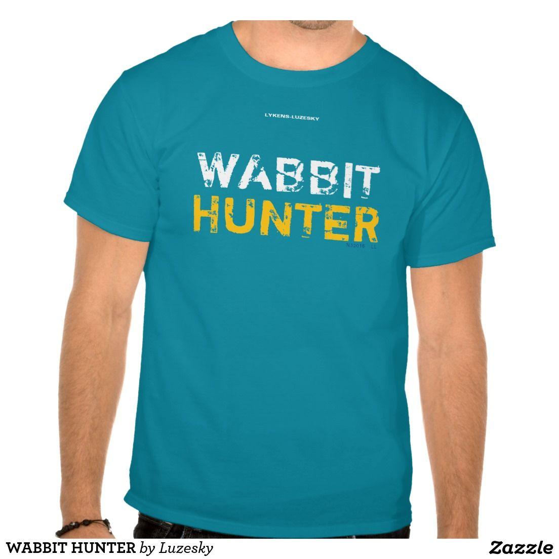 WABBIT HUNTER TSHIRT