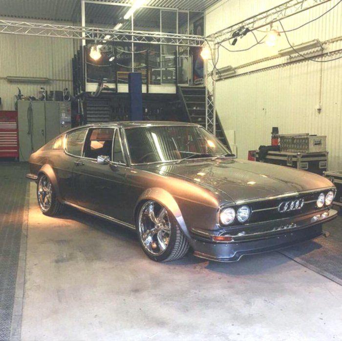 1972 Audi 100 Coupe S. - #Audi #Coupe #euro # ...