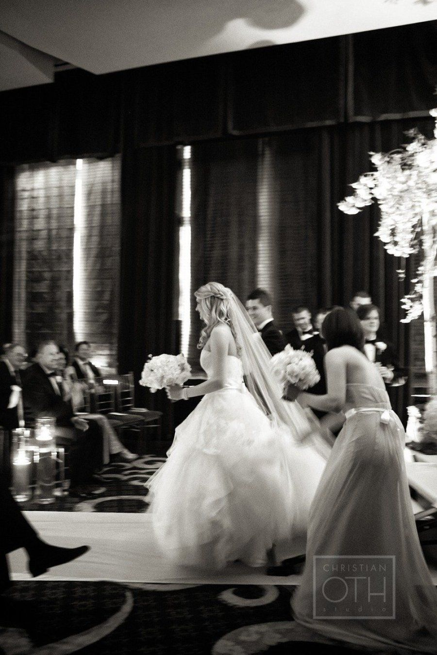 New york city hotel wedding from christian oth studio hotel