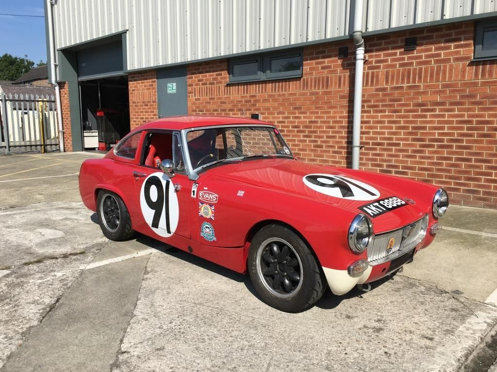 Used 1964 MG Midget for sale in North Yorkshire | Pistonheads ...