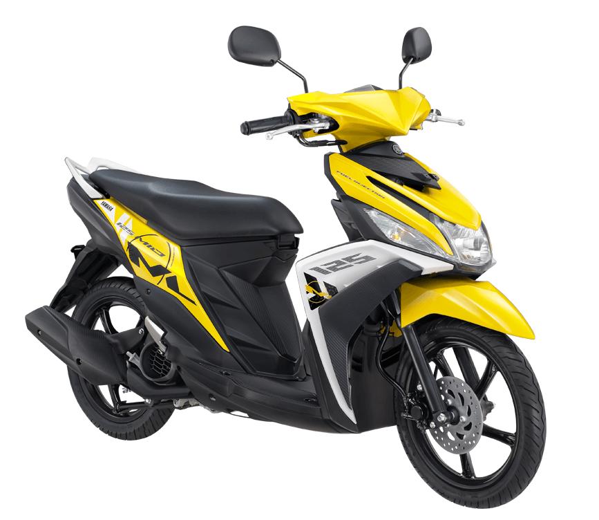 Yamaha Byson Fi 2018