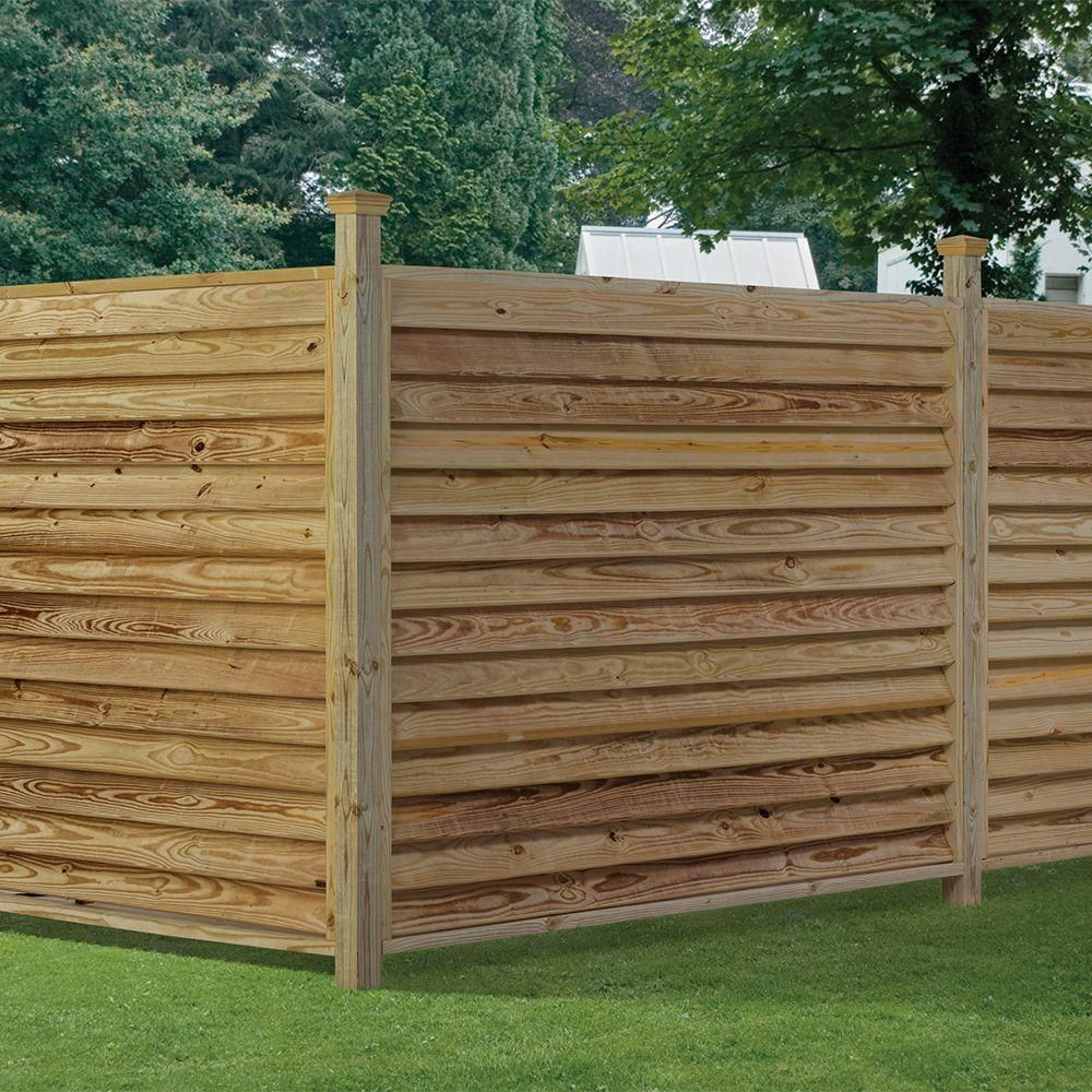 null 2 in. x 2 in. x 8 ft. #2 prime pressure-treated louver brace