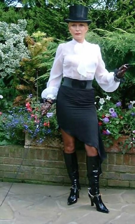 Strict victorian governess femdom