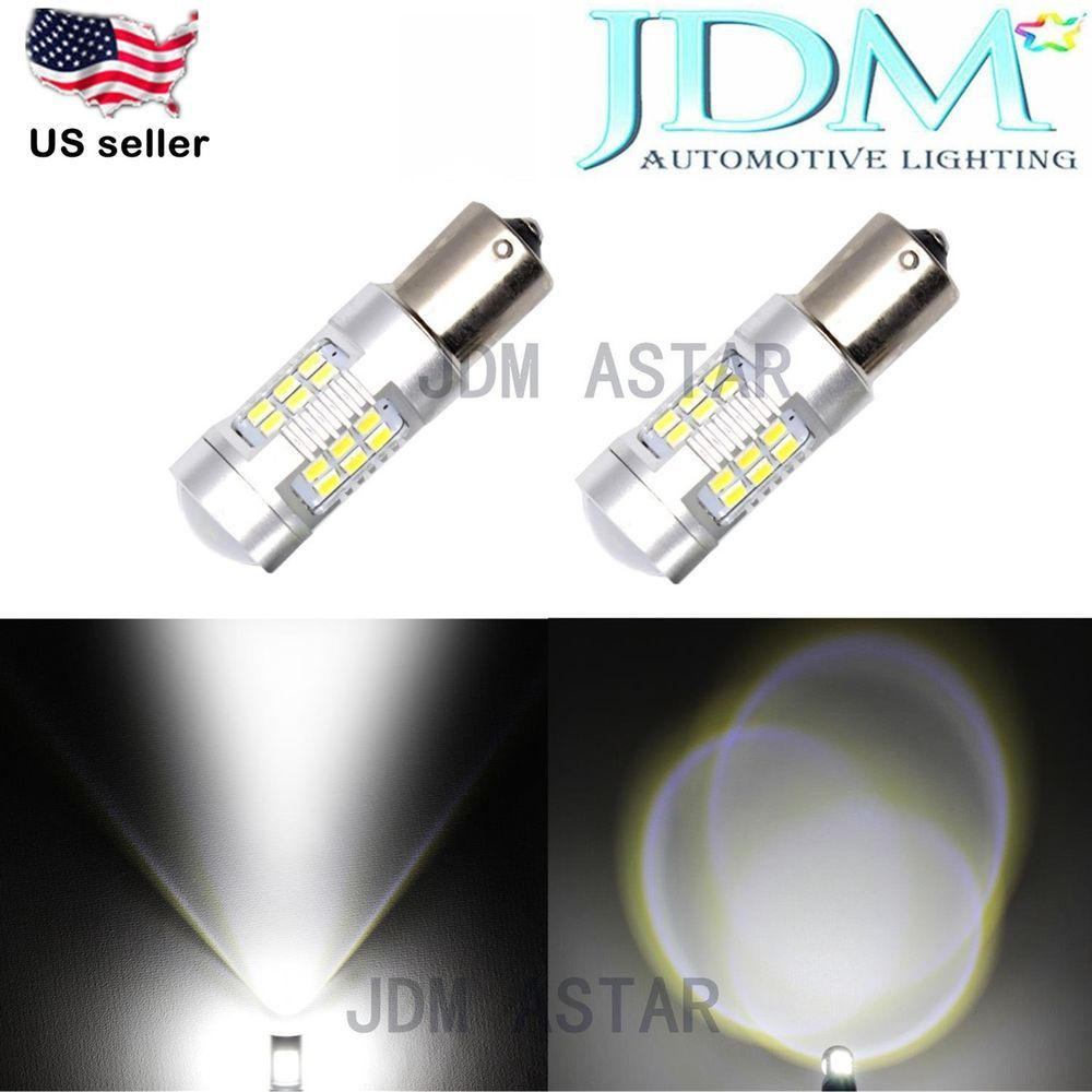Jdm Astar 2500lm 1156 Ba15s White Samsung 5730 Smd Led Backup Reverse Light Bulb Jdmastar Automotive Led Lights Led Replacement Bulbs Bulb