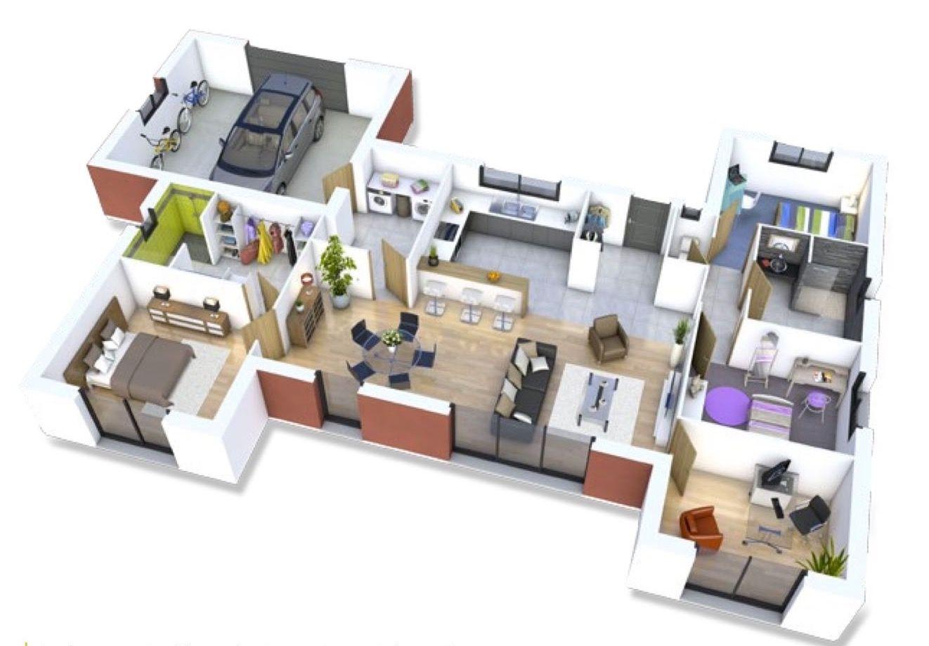 Pin by Karen Benane on plan maison | Pinterest | Small house plans ...