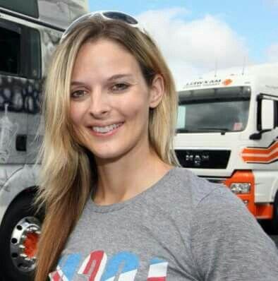 Lisa Kelly Ice Road Trucker IRT   Lisa Kelly Ice Road