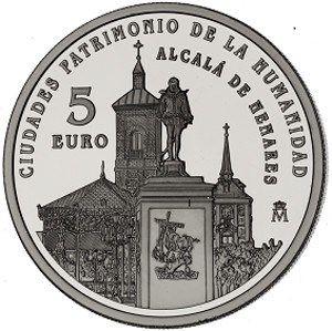 España 2014 Alcalá de Henares