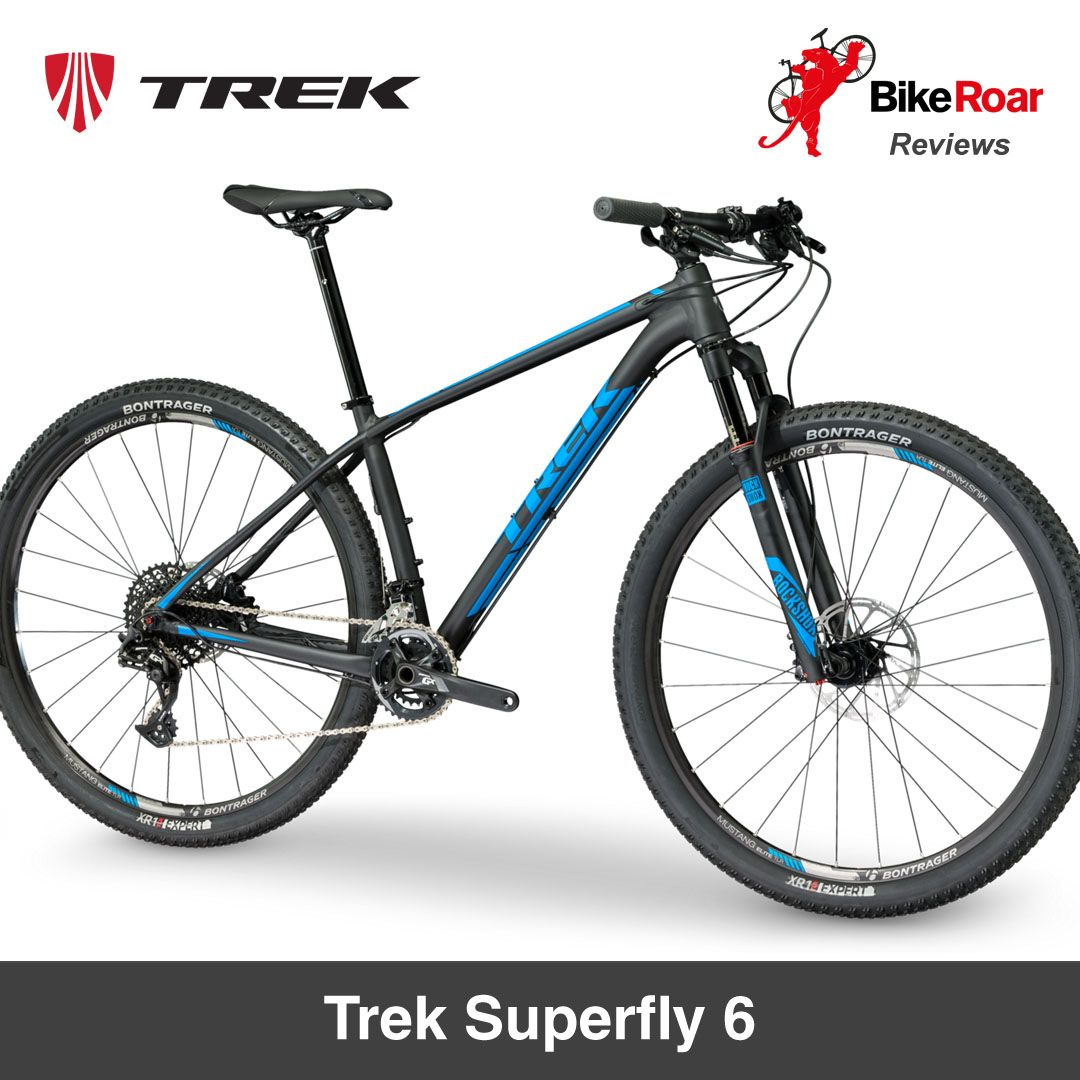 Review Trek Superfly 6 Fast Agile Bike That Just Wants To Race