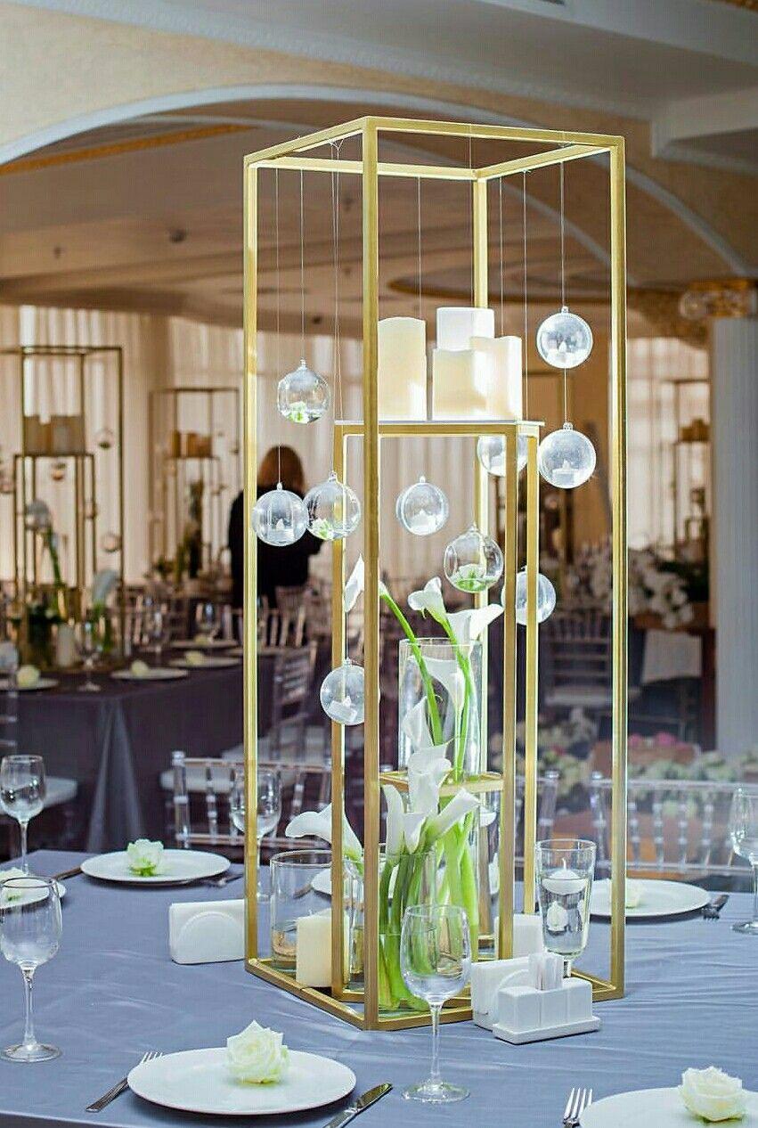 I could definitely make these!!   Weddings   Pinterest   Tischdeko ...