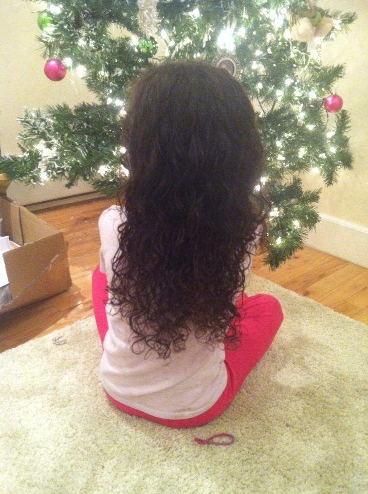 my own Minion 1 Curly hair styles, Long hair styles