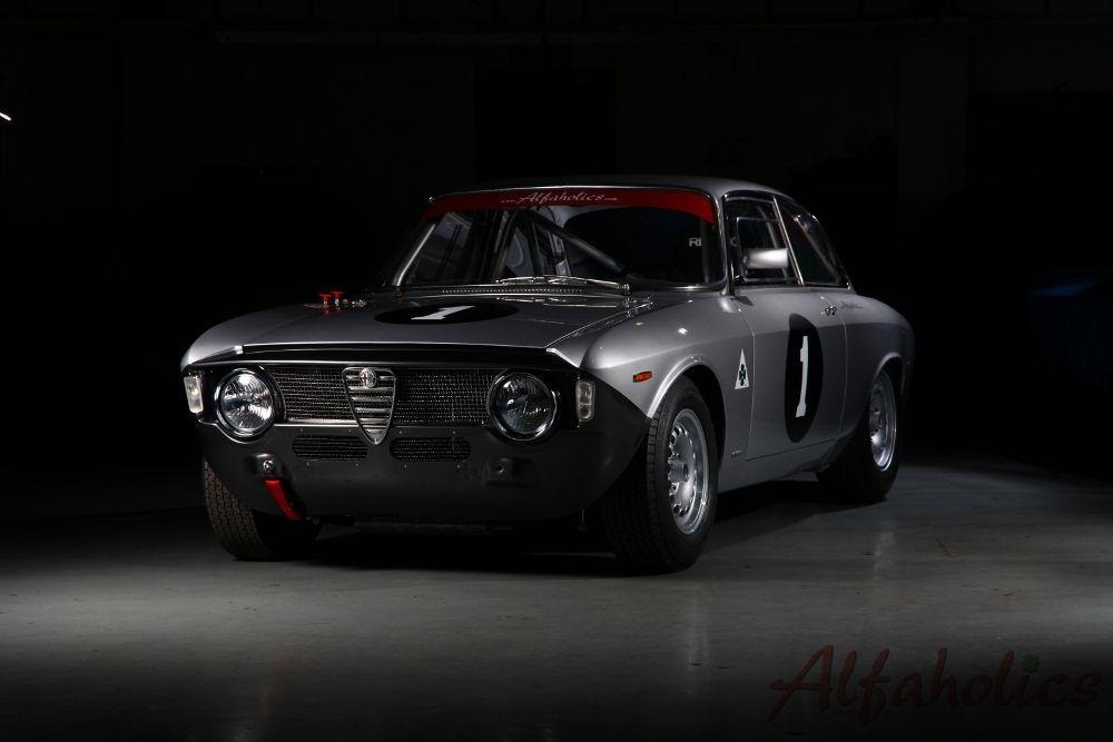 1965 fia app.k 1600 gta restoration - completed photoshoot | alfa