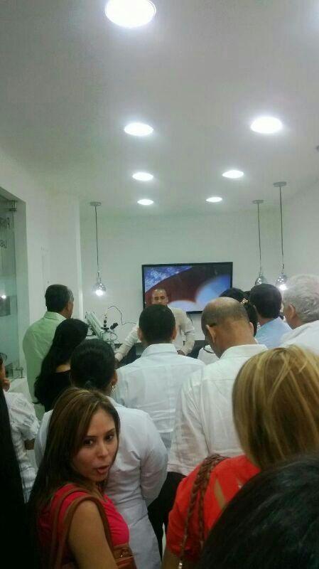 Evento de Inauguración de los Laboratorios de Endodoncia