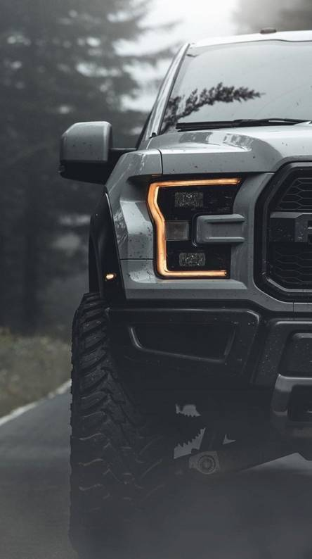 Pin By Mattia Philipson On Cars In 2020 Ford Raptor Black Ford