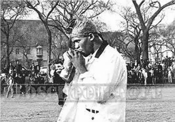 King David Barksdale - Leader Of Black Disciples | Chicago
