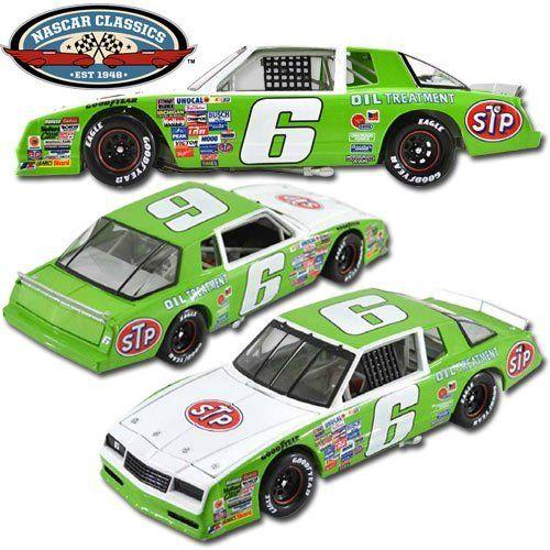 Richard Petty For Sale: #6 Richard Petty STP 1/24 NASCAR Diecast Car Monte Carlo