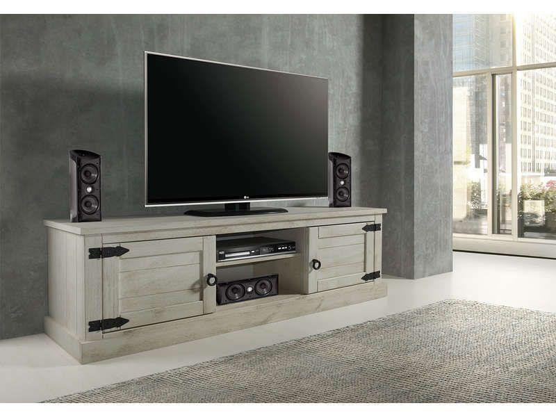 saraya meuble tv conforama