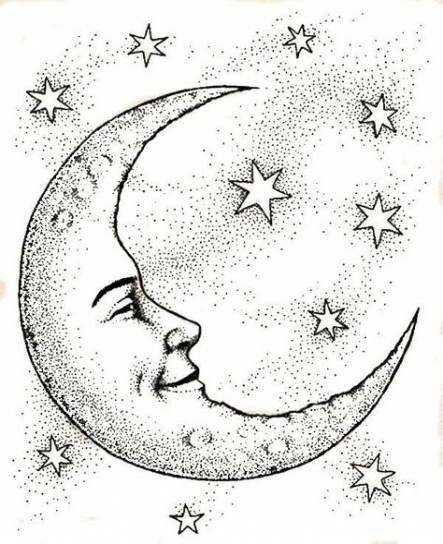 62 Best Ideas Tattoo Moon Crescent Faces Sun And Moon Drawings Moon Drawing Moon Art