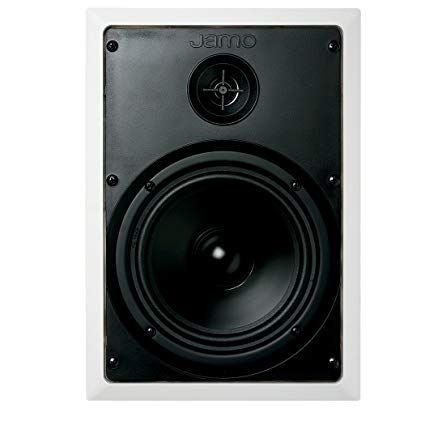 Jamo 660cs 2 Way 6 5 Inch In Wall Speaker Pair Review