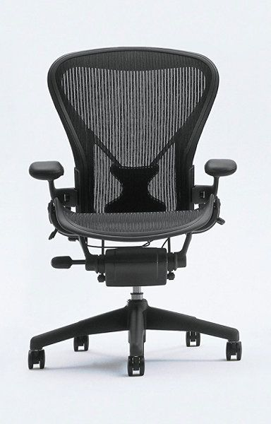 aeron chair de herman miller la silla giratoria aeron de la casa herman miller es sin duda una. Black Bedroom Furniture Sets. Home Design Ideas