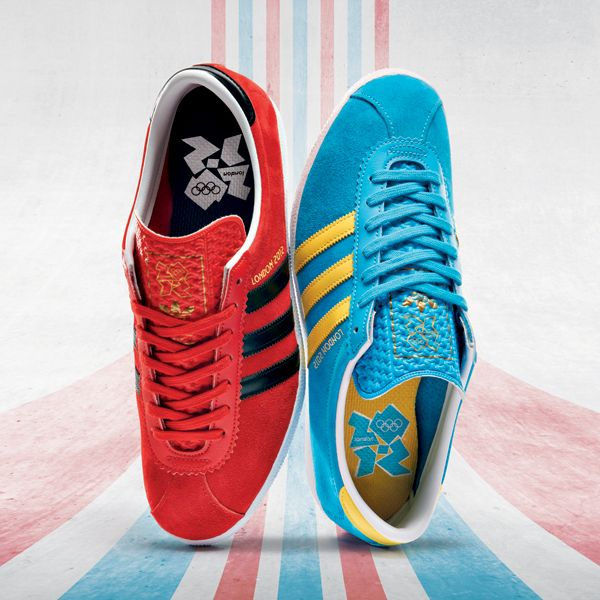 size 40 2adf5 0c45e London 2012 Olympics - Shoes by Adidas