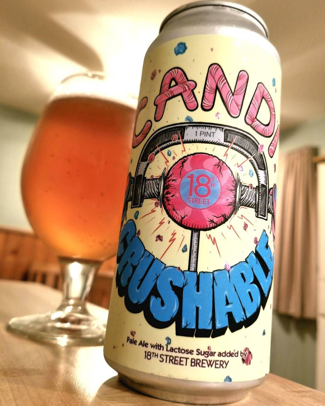 The #craftbeer I chose for Saturday night is ...
